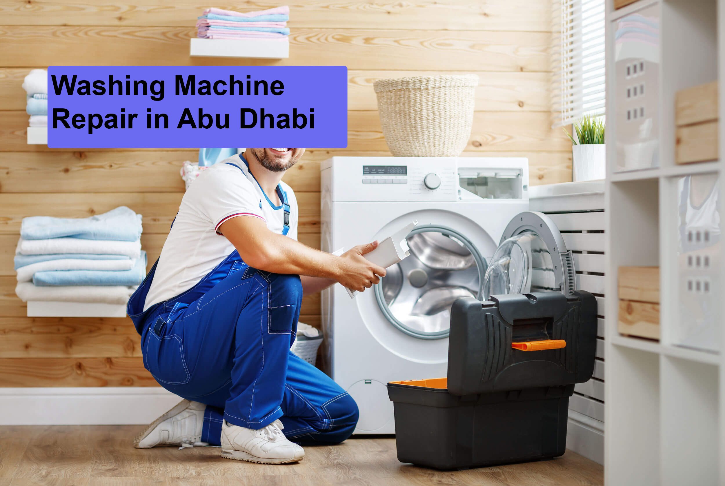 Washing Machine Repair Abu Dhabi 058-8332008
